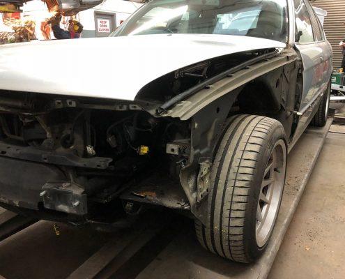 Accident Repairs Poole