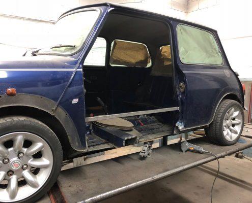 Classic Car Repairs Dorset