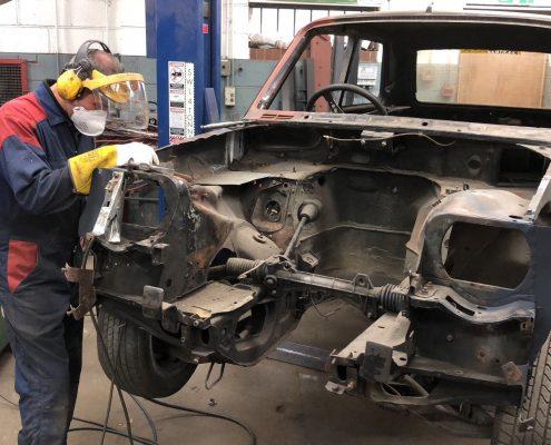Classic Car Restoration Dorset