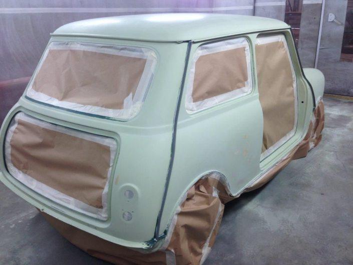 Bournemouth Classic Car Restoration
