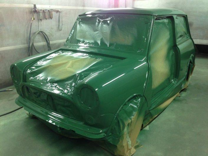 Classic Car Restoration in Bournemouth