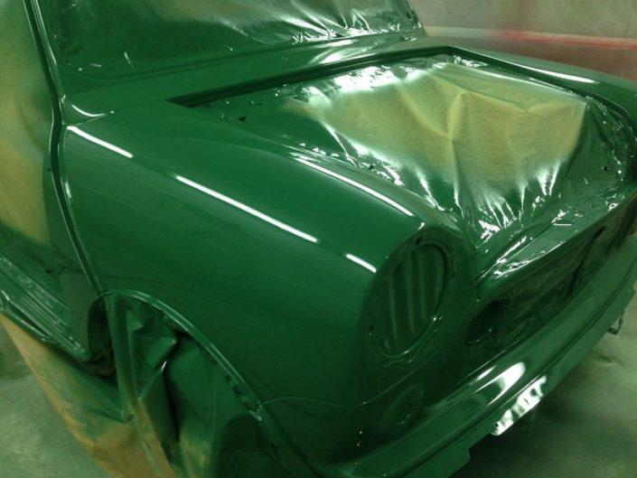 Classic Car Restoration Bournemouth