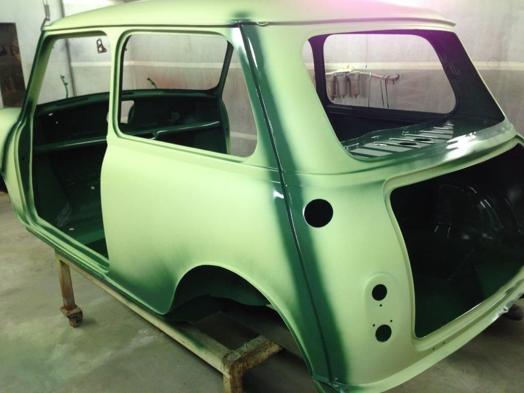 Classic Car Restoration Bournemouth