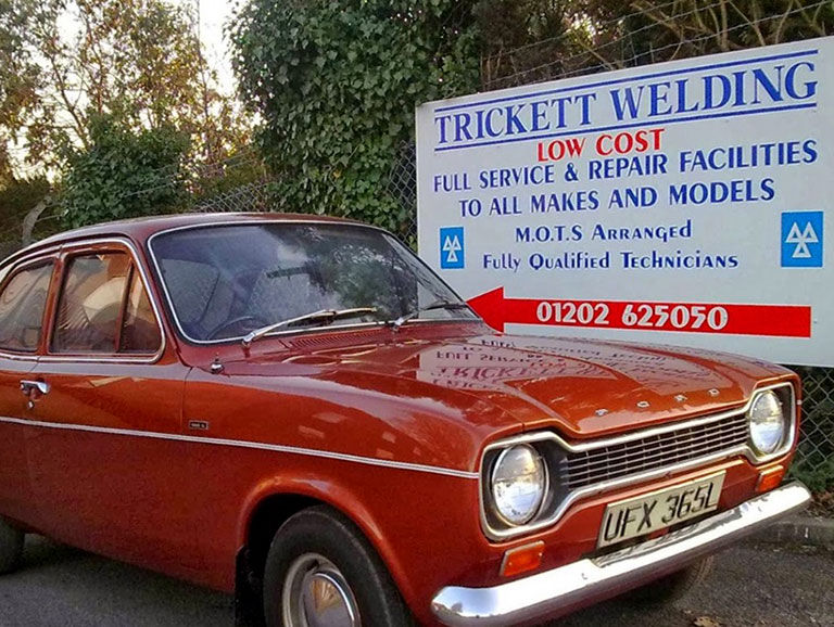 Classic Car Repairs Bournemouth