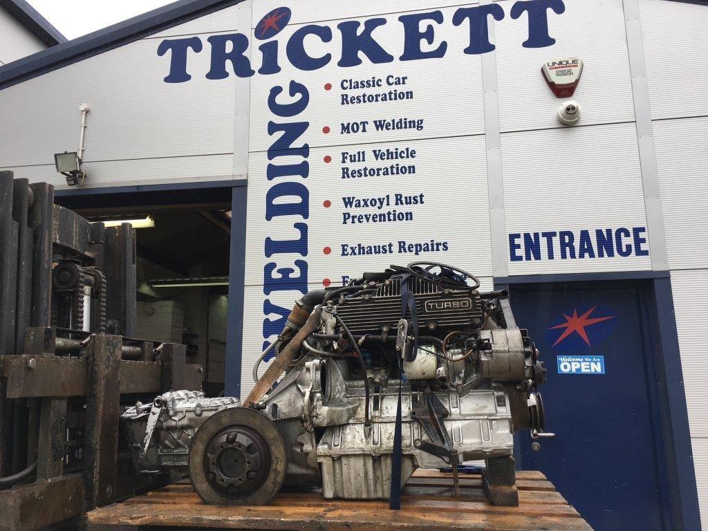 Classic Car Restoration in Poole
