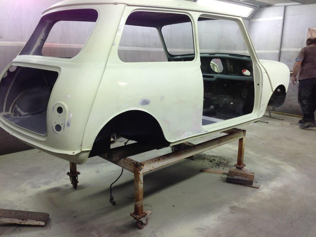 Classic Car Restoration in Bournemouth