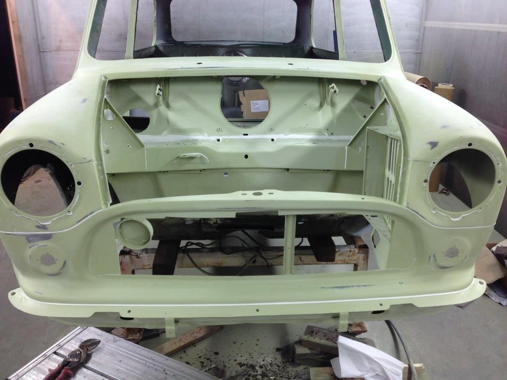 Classic Car Restoration Bournemotuh