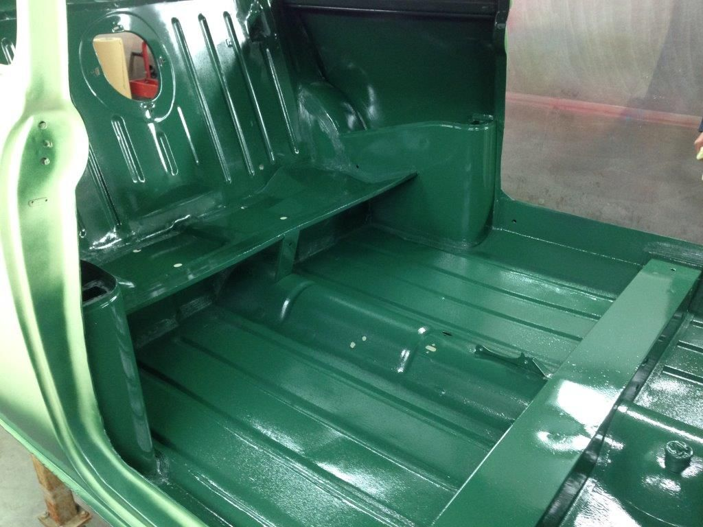 Classic Car Restoration in Poole