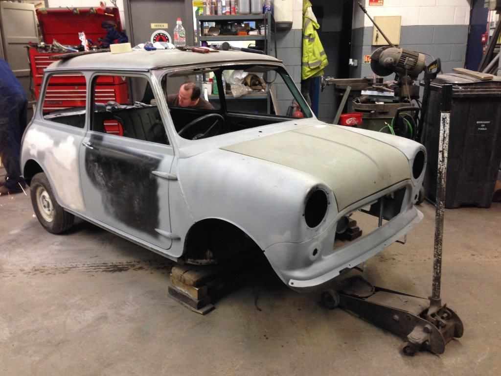 Poole Classic Car repairs